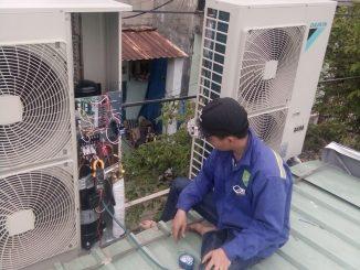 sạc gas máy lạnh đà nẵng