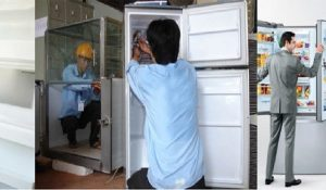 sửa tủ lạnh tại nhà ở Vinh