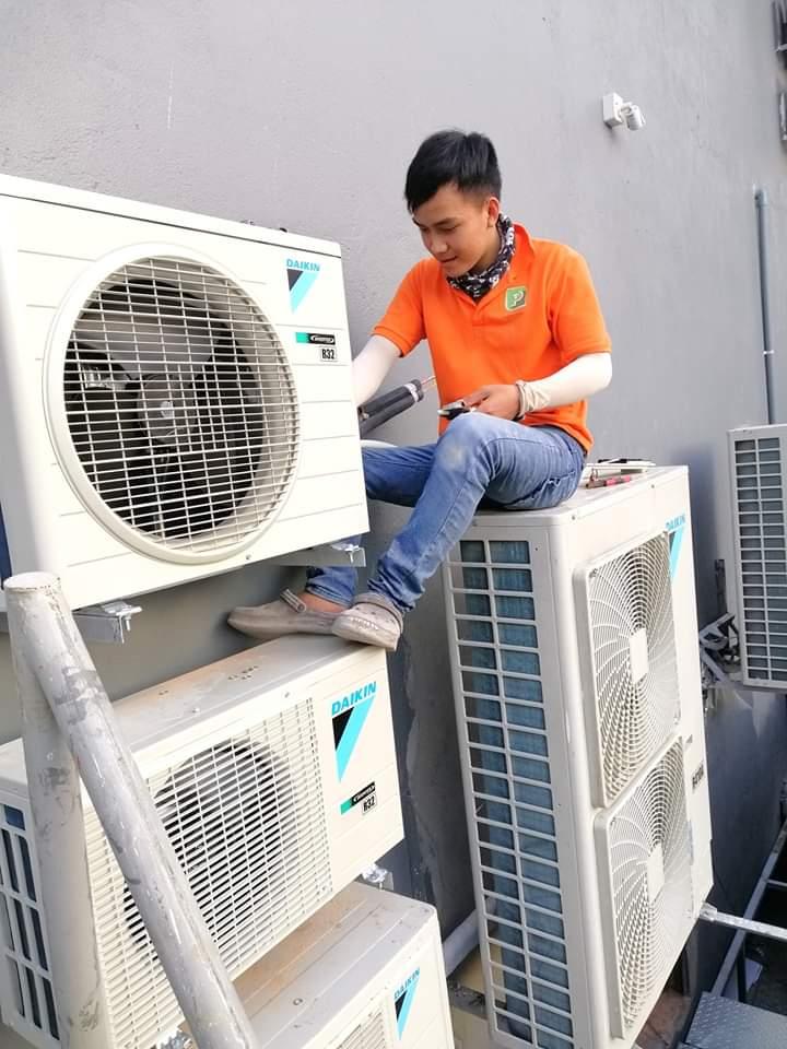 dịch vụ tháo lắp điều hòa tại đà nẵng