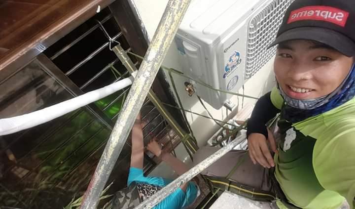 tháo lắp máy lạnh tại đà nẵng