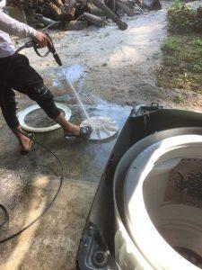 Thợ sửa máy giặt tại đà nẵng