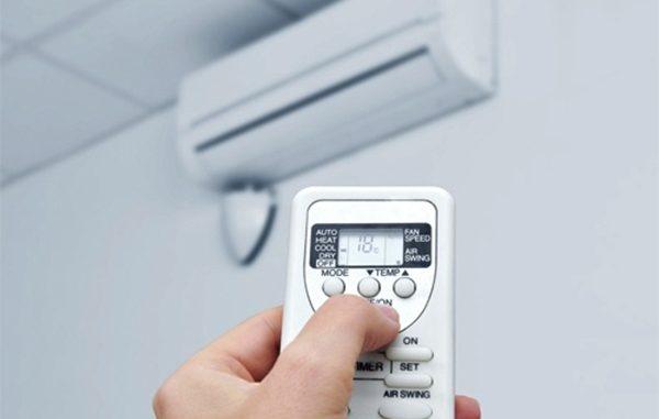 máy lạnh không nhận tín hiệu remote