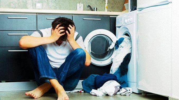 máy giặt không chạy